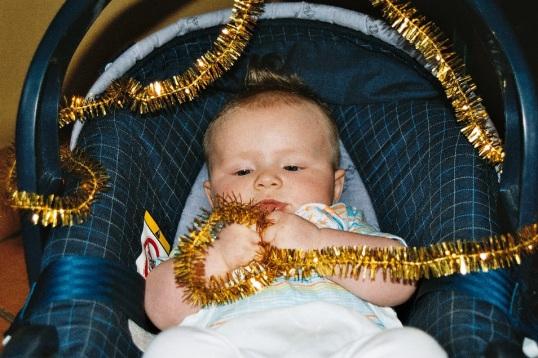 Baby Matthew smaller