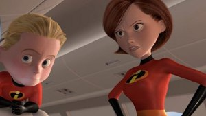 incredibles mom and dash