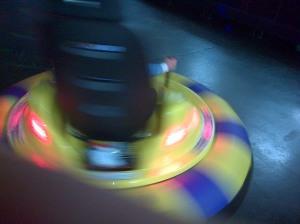 Matthew spinning fast
