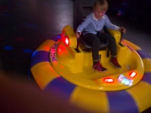 Matthew spinning