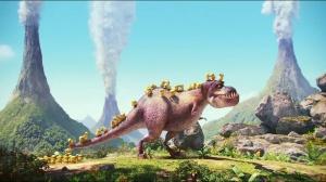 minions T Rex